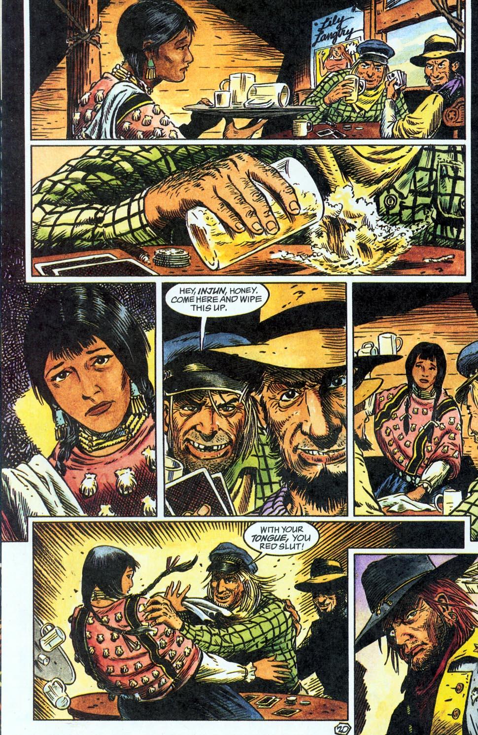 Jonah Hex: Two-Gun Mojo Issue #1 #1 - English 22