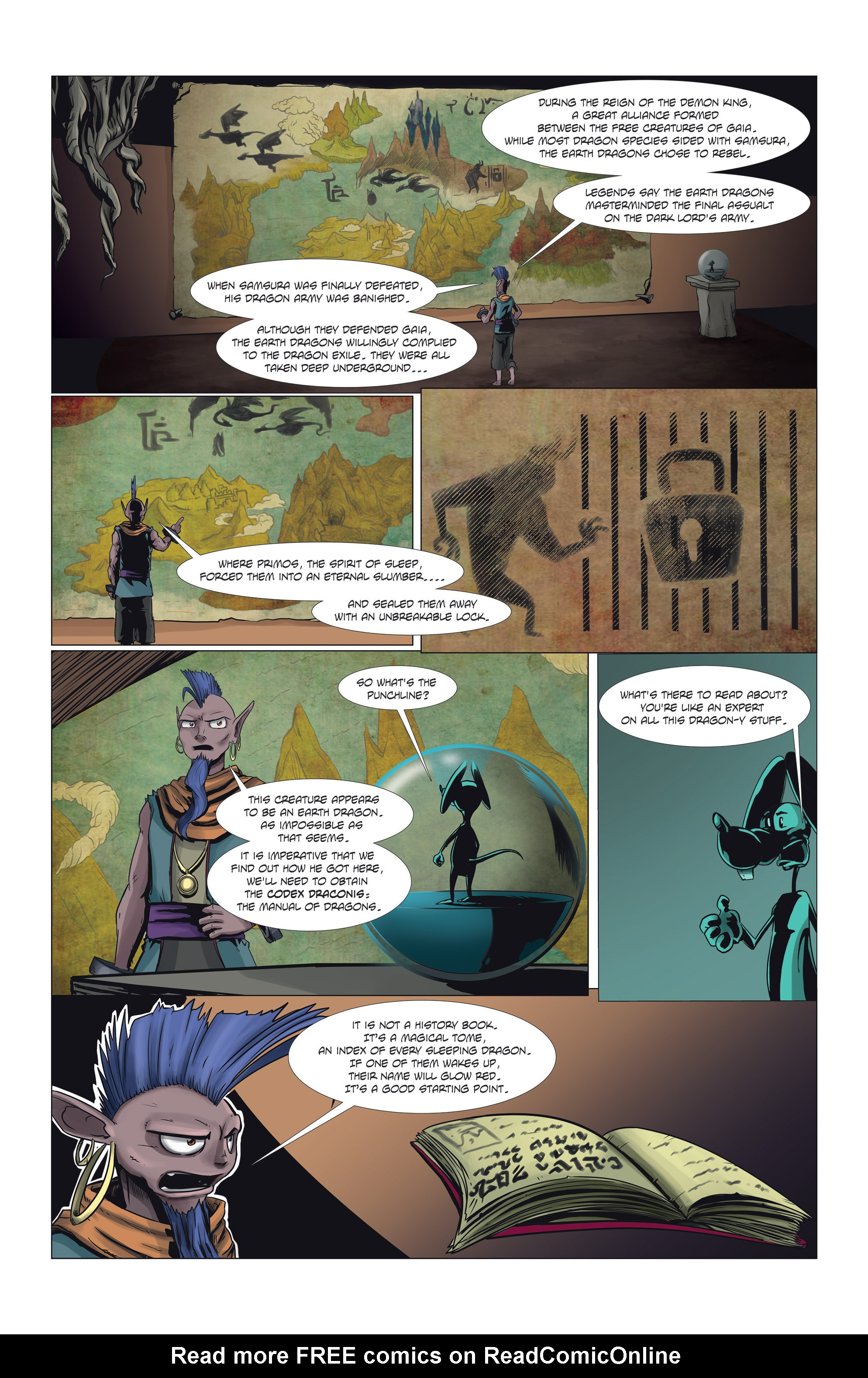 The Adventures of Miru chap 1 pic 19