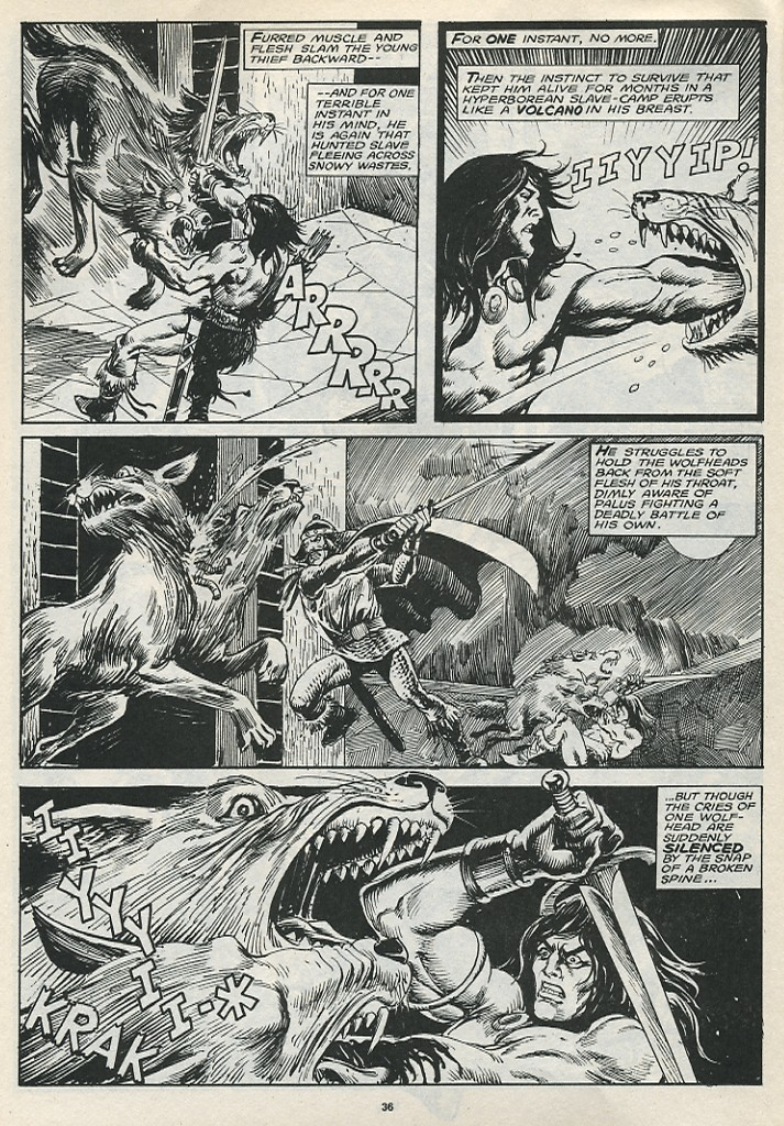 The Savage Sword Of Conan Issue #174 #175 - English 38