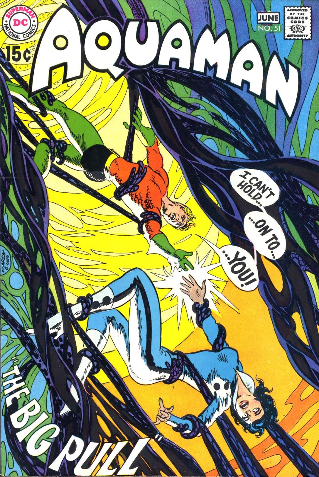 Aquaman (1962) Issue #51 #51 - English 1