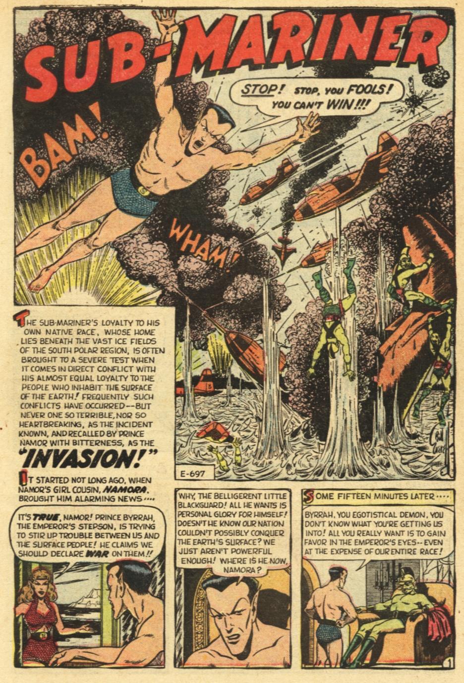 Sub-Mariner Comics #35 #35 - English 3