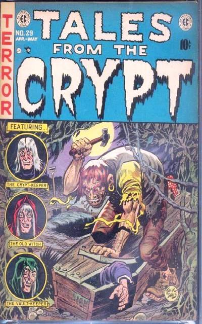 Tales From The Crypt (1950) 29 Page 1
