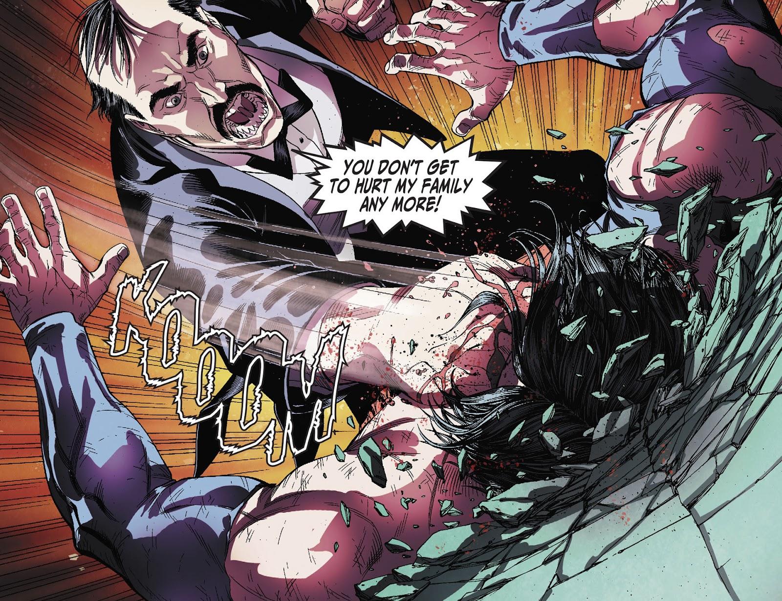 Injustice: Gods Among Us [I] Issue #36 #37 - English 16