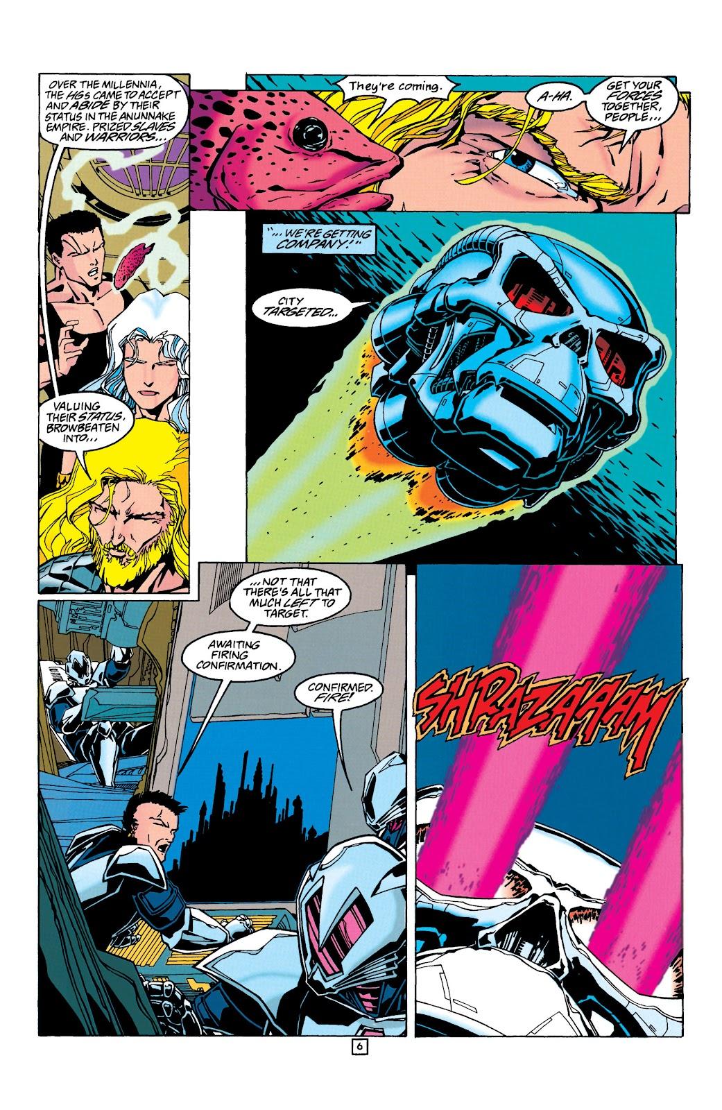 Aquaman (1994) Issue #24 #30 - English 7