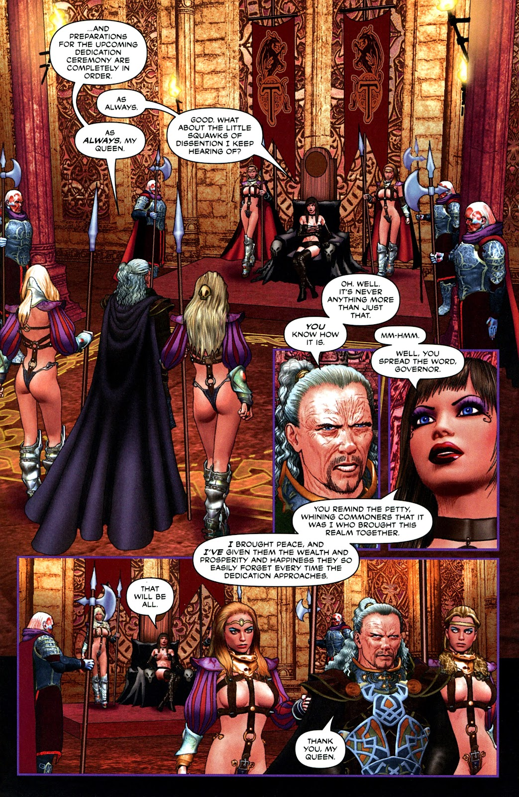 Lady Death (2010) Issue #25 #28 - English 18