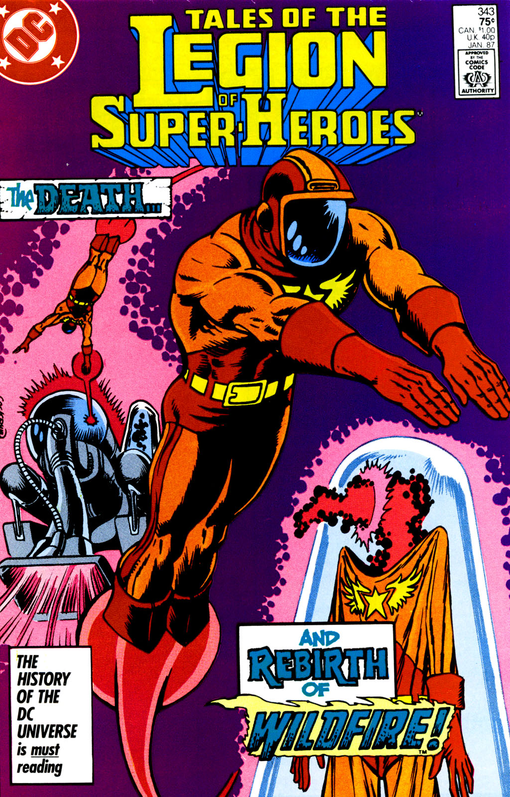 Tales of the Legion Issue #343 #30 - English 1