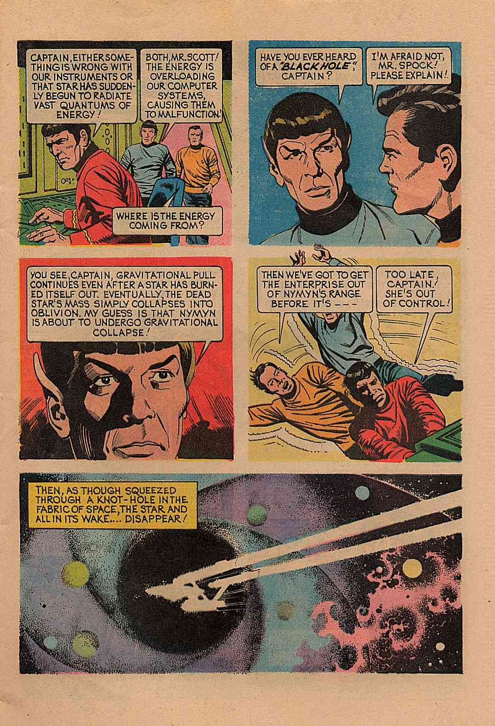 Star Trek (1967) Issue #22 #22 - English 4