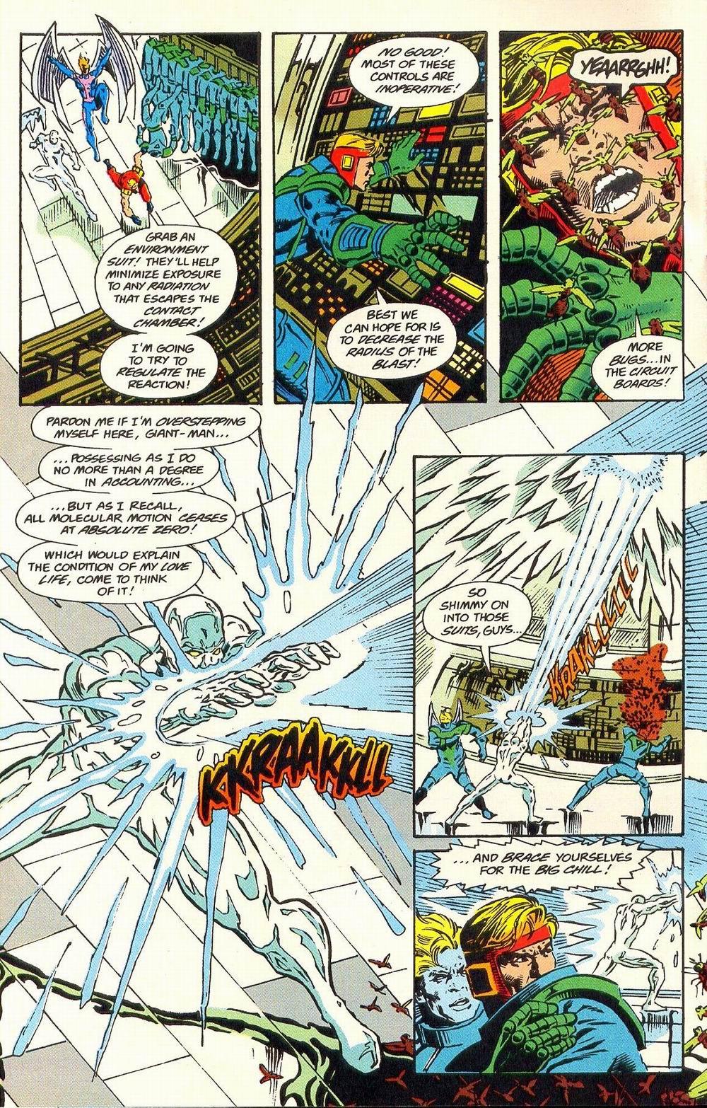 Read online Secret Defenders comic -  Issue #19 - 18