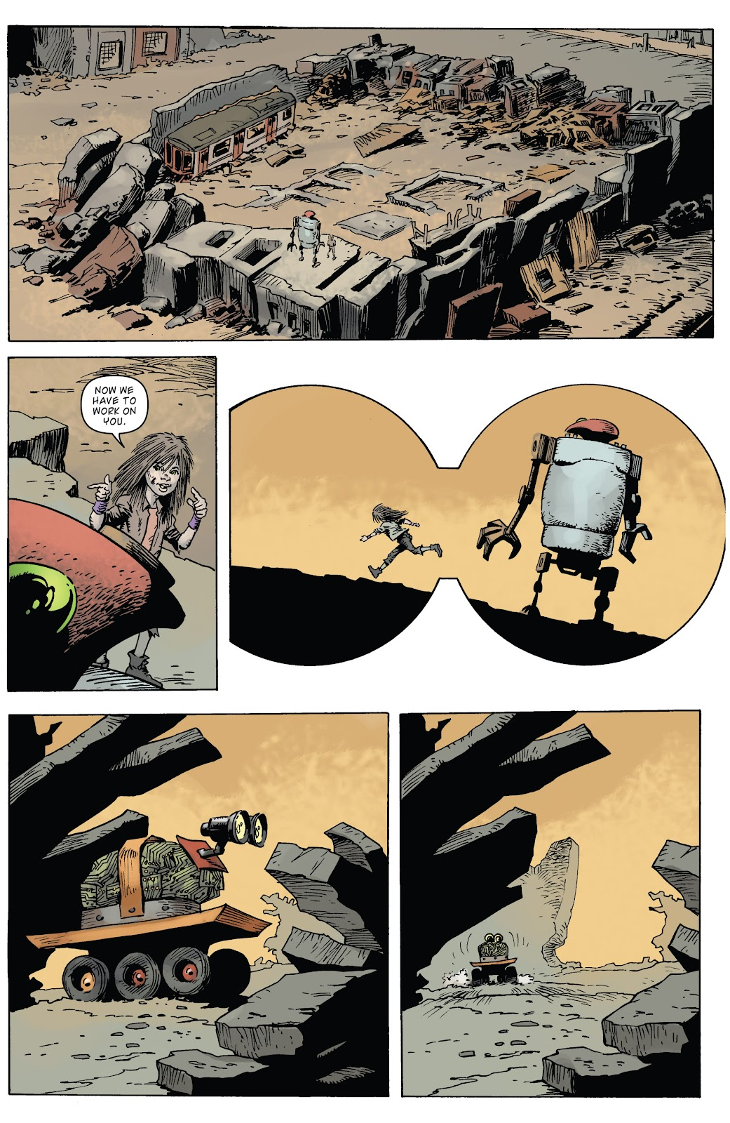 Zombies vs Robots (2015) Issue #4 Page 23