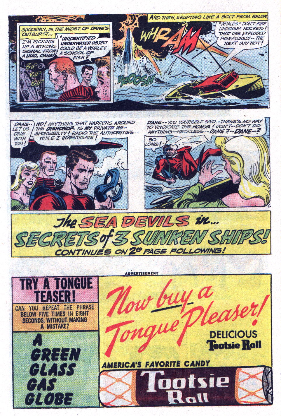 Read online Sea Devils comic -  Issue #13 - 8