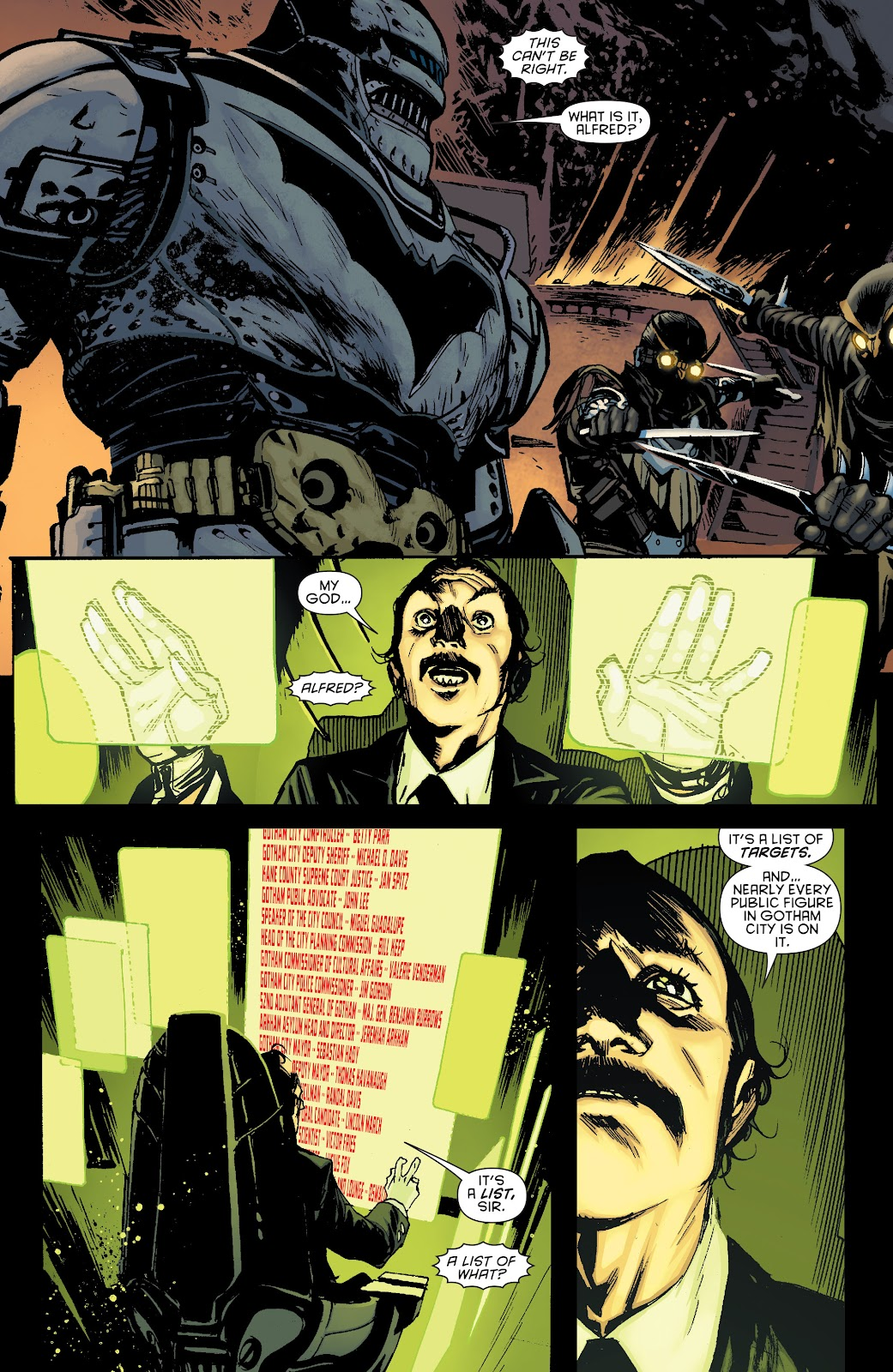 Batman (2011) Issue #8 #23 - English 22