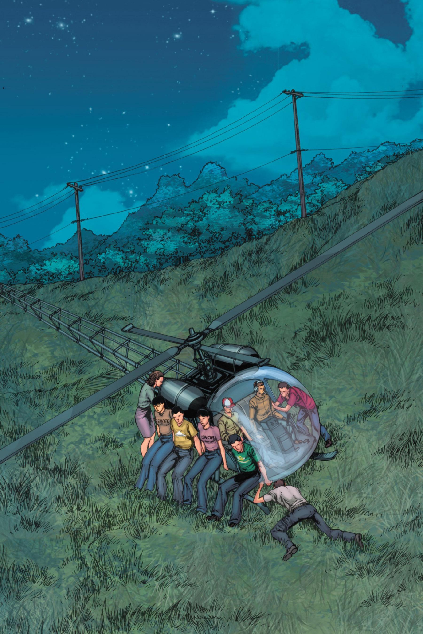 Read online Z-Men comic -  Issue #3 - 63