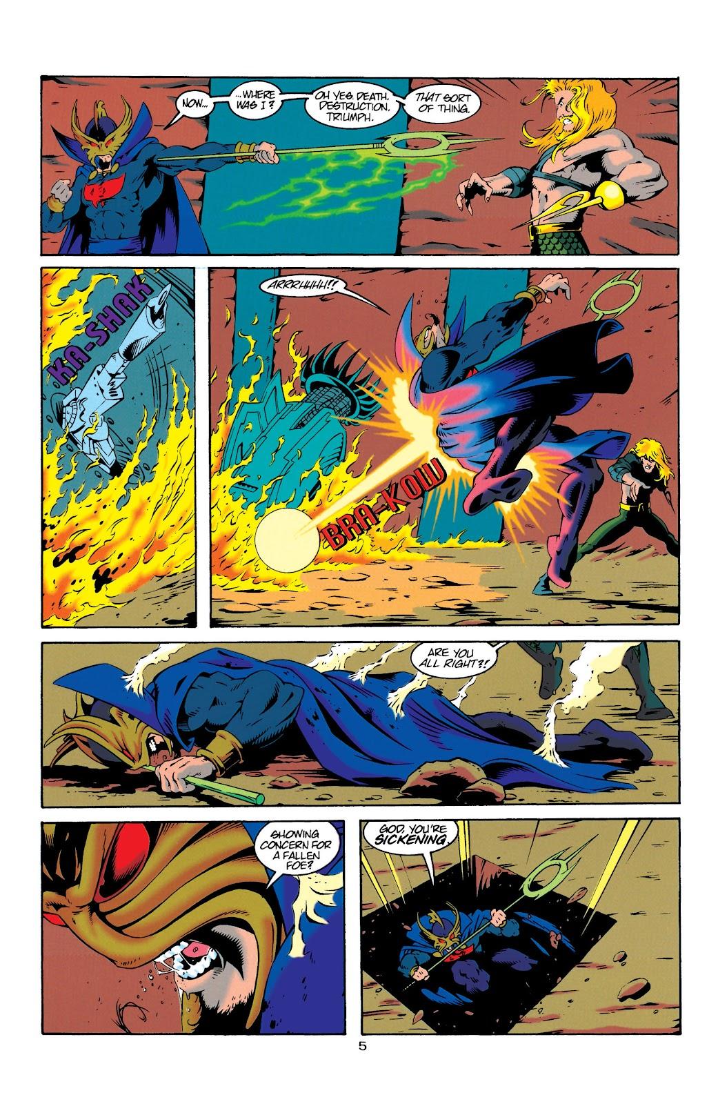 Aquaman (1994) Issue #20 #26 - English 5