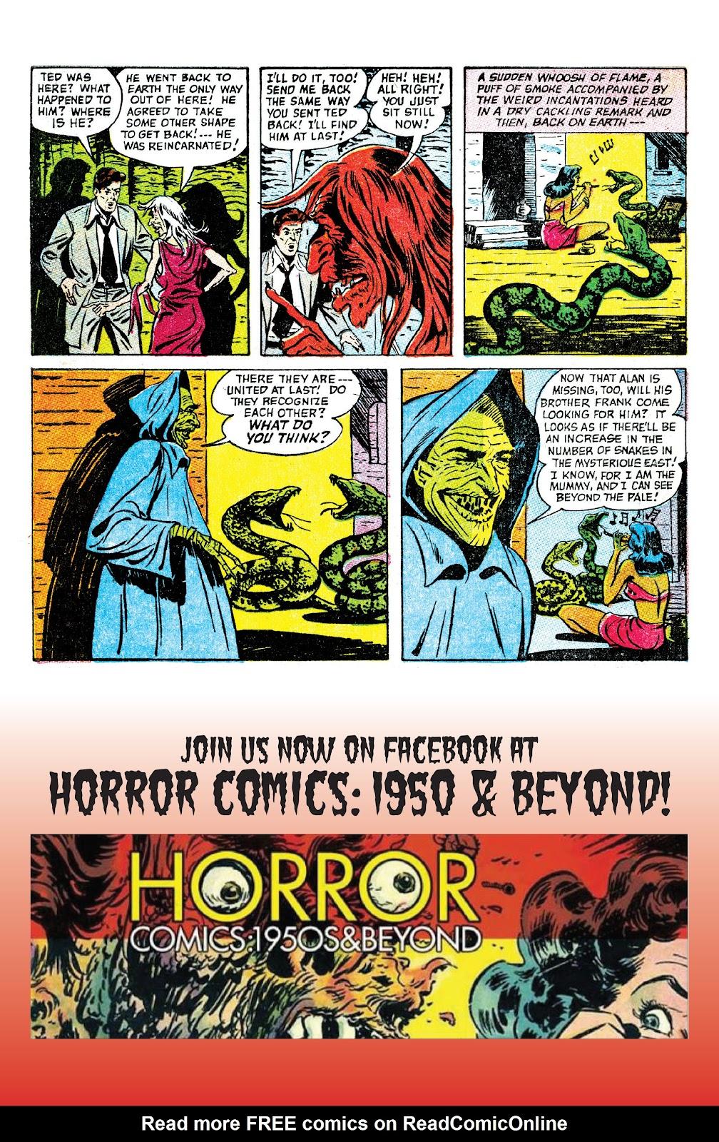 Haunted Horror Issue #16 #16 - English 40