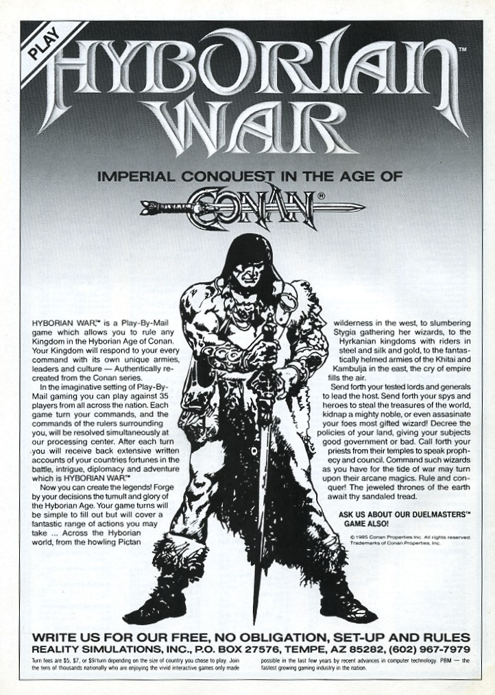 The Savage Sword Of Conan Issue #193 #194 - English 68