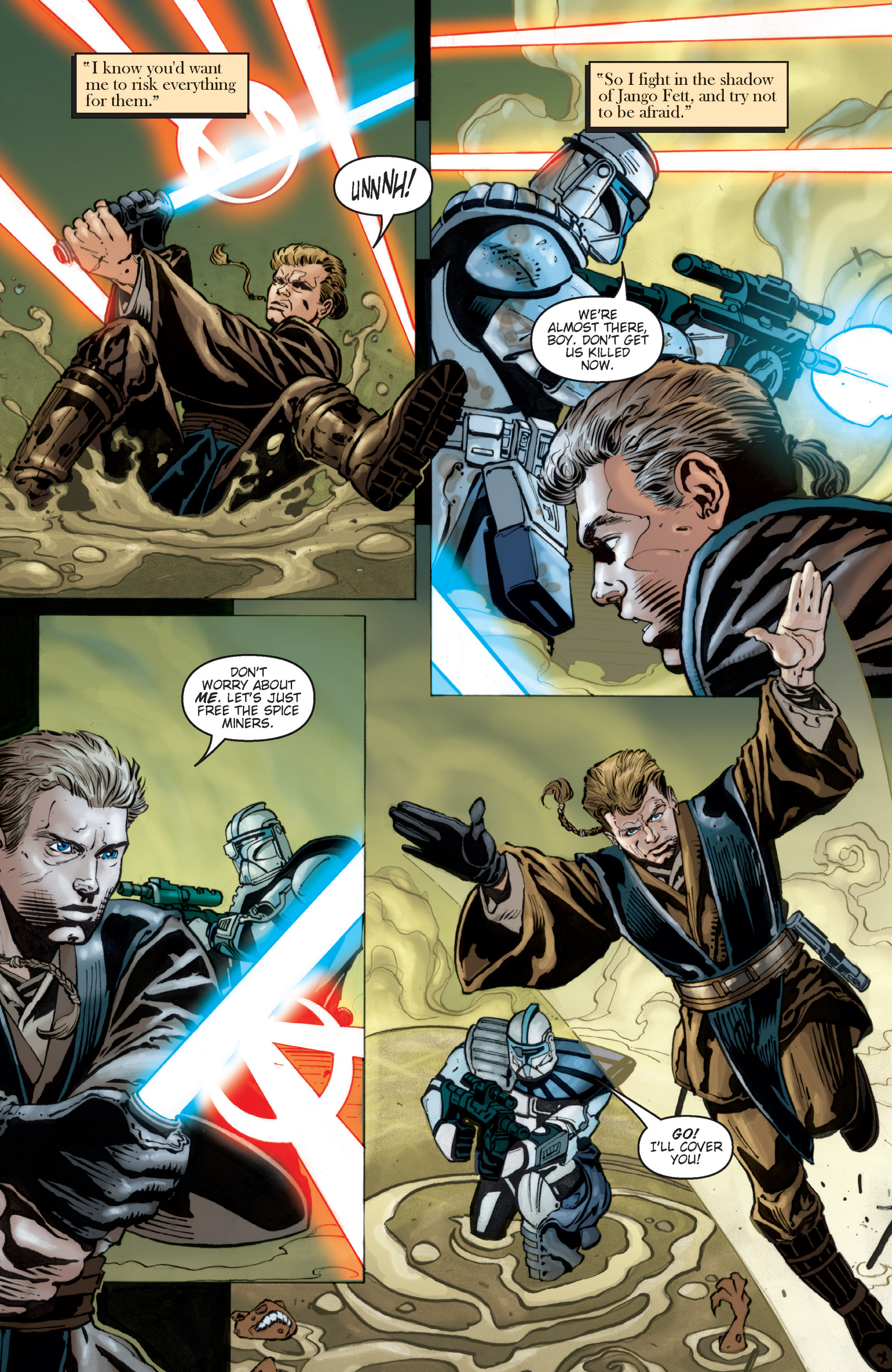 Star Wars Legends Epic Collection: The Clone Wars chap 1 pic 123