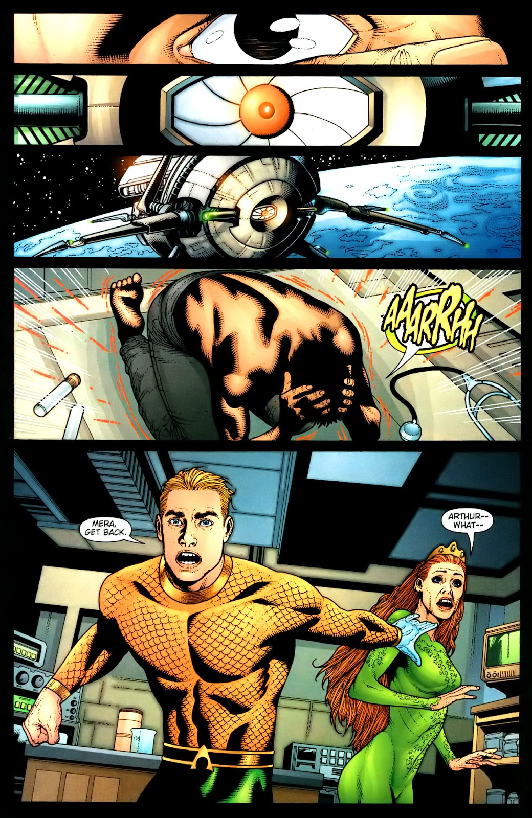 Aquaman (2003) Issue #35 #35 - English 5
