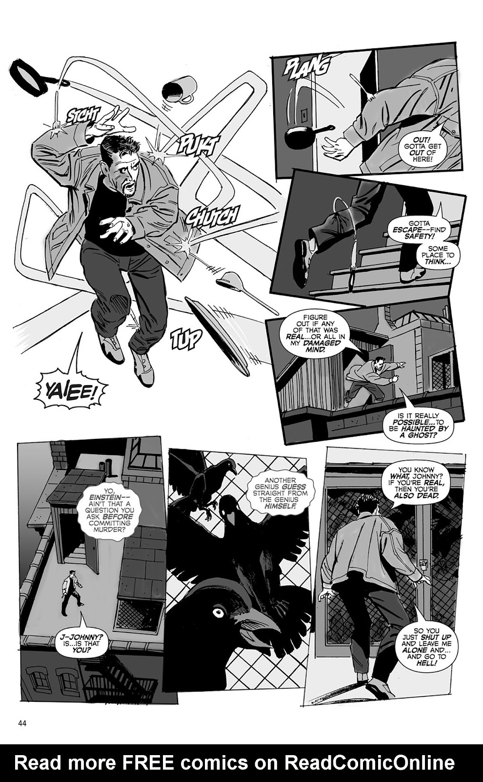 Creepy (2009) Issue #5 #5 - English 46