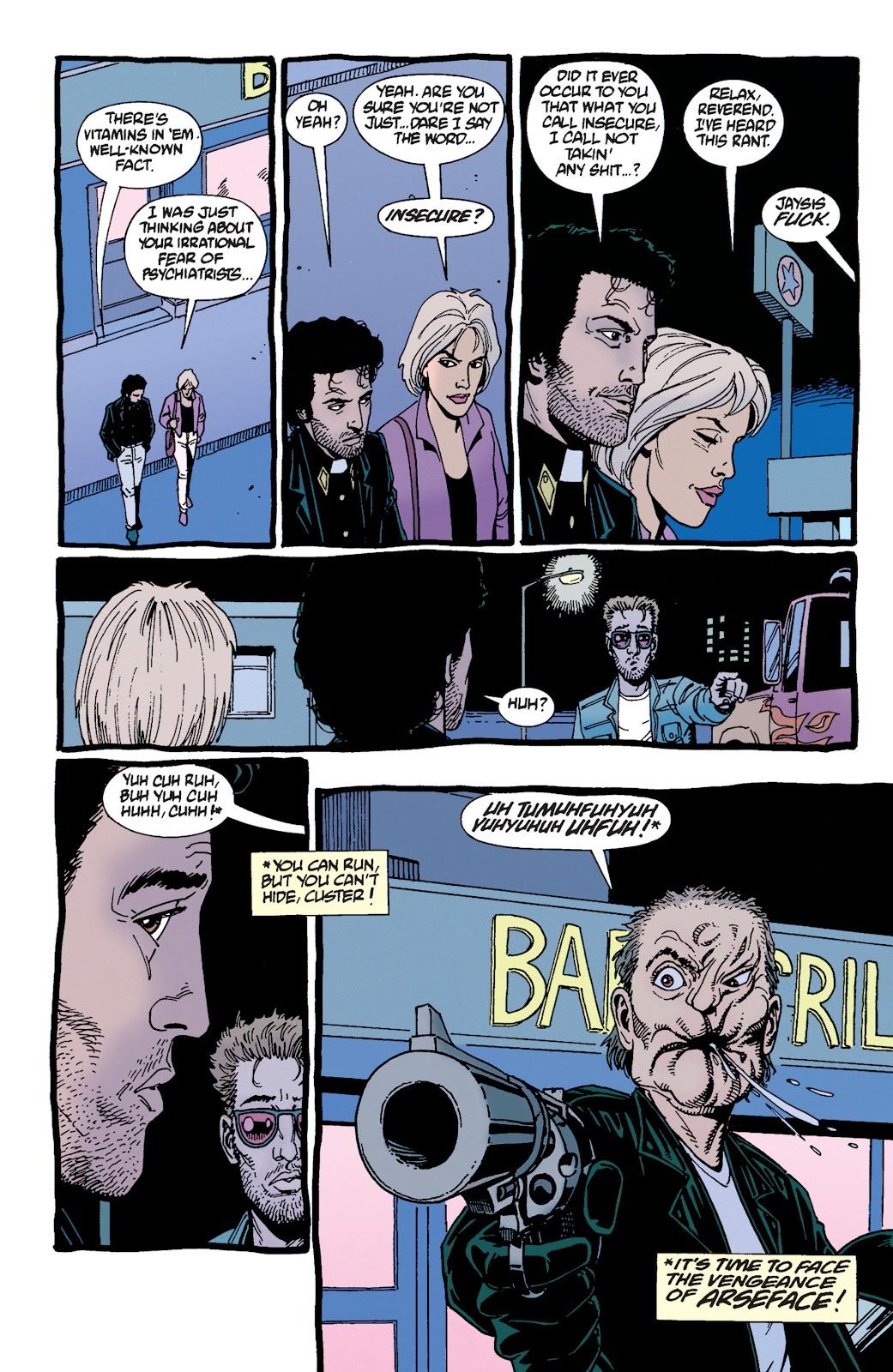Preacher Issue #29 #38 - English 23