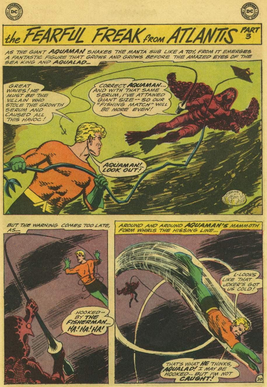Aquaman (1962) Issue #21 #21 - English 27