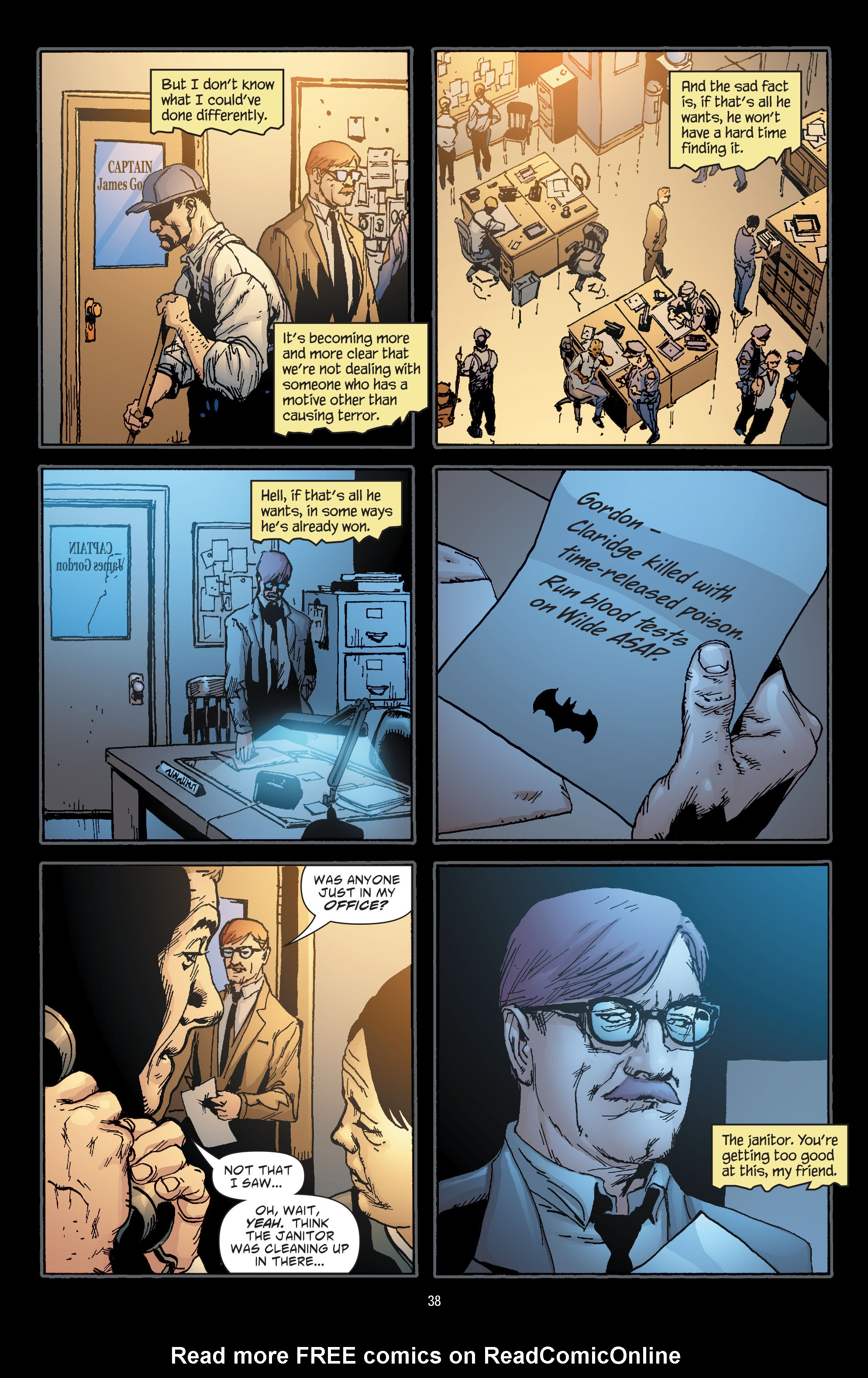 Batman: The Man Who Laughs chap 1 pic 39