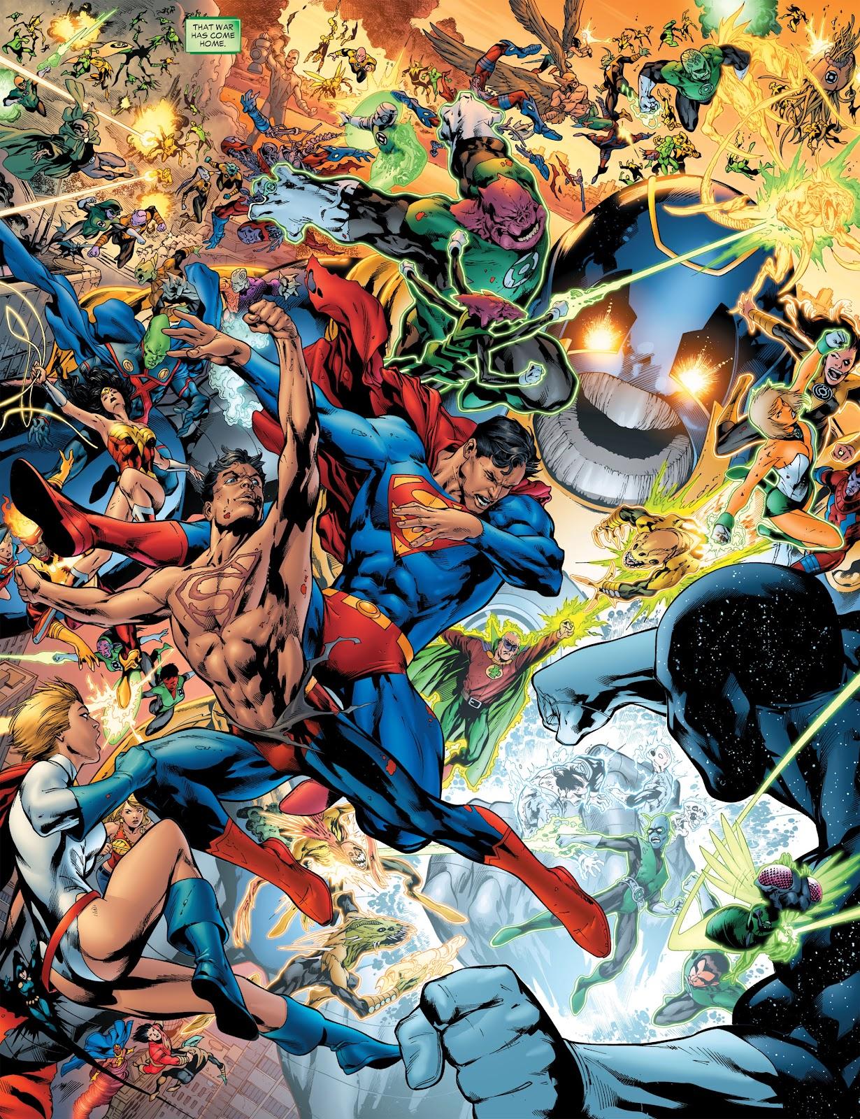 Green Lantern: The Sinestro Corps War Full #1 - English 248