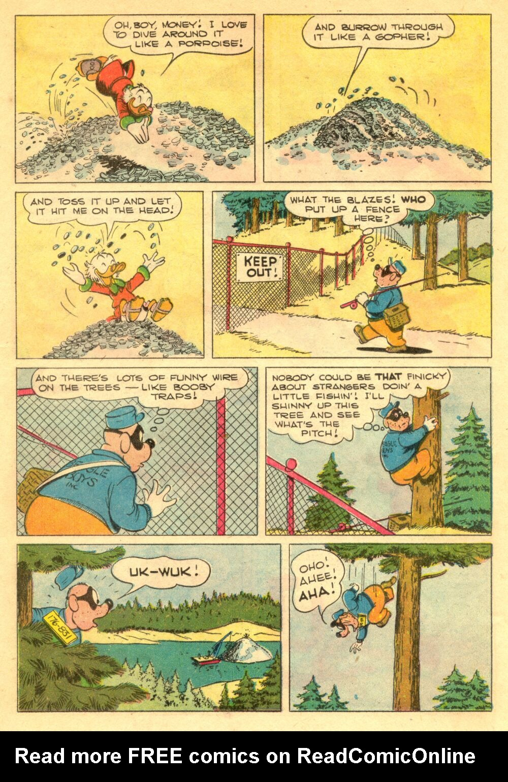 Uncle Scrooge (1953) Issue #1 #1 - English 17