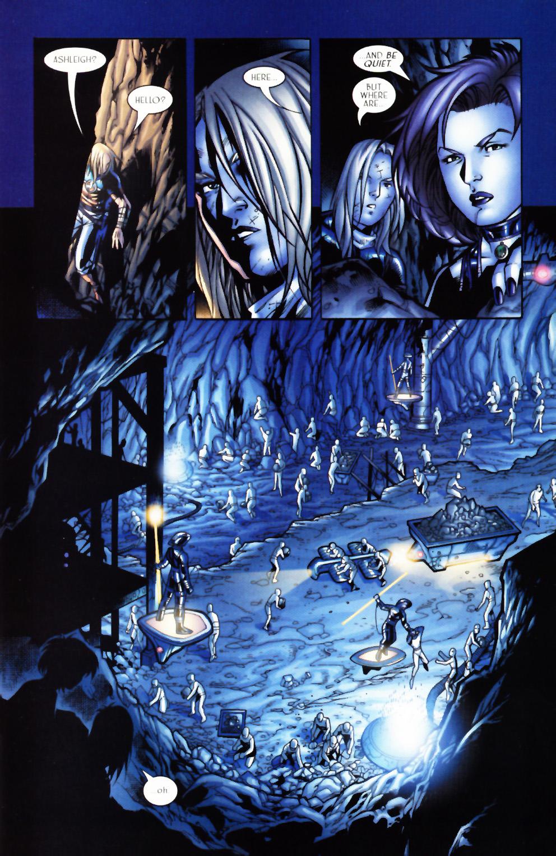 Read online Scion comic -  Issue #3 - 11