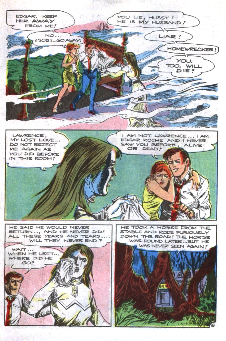Read online Scary Tales comic -  Issue #45 - 9