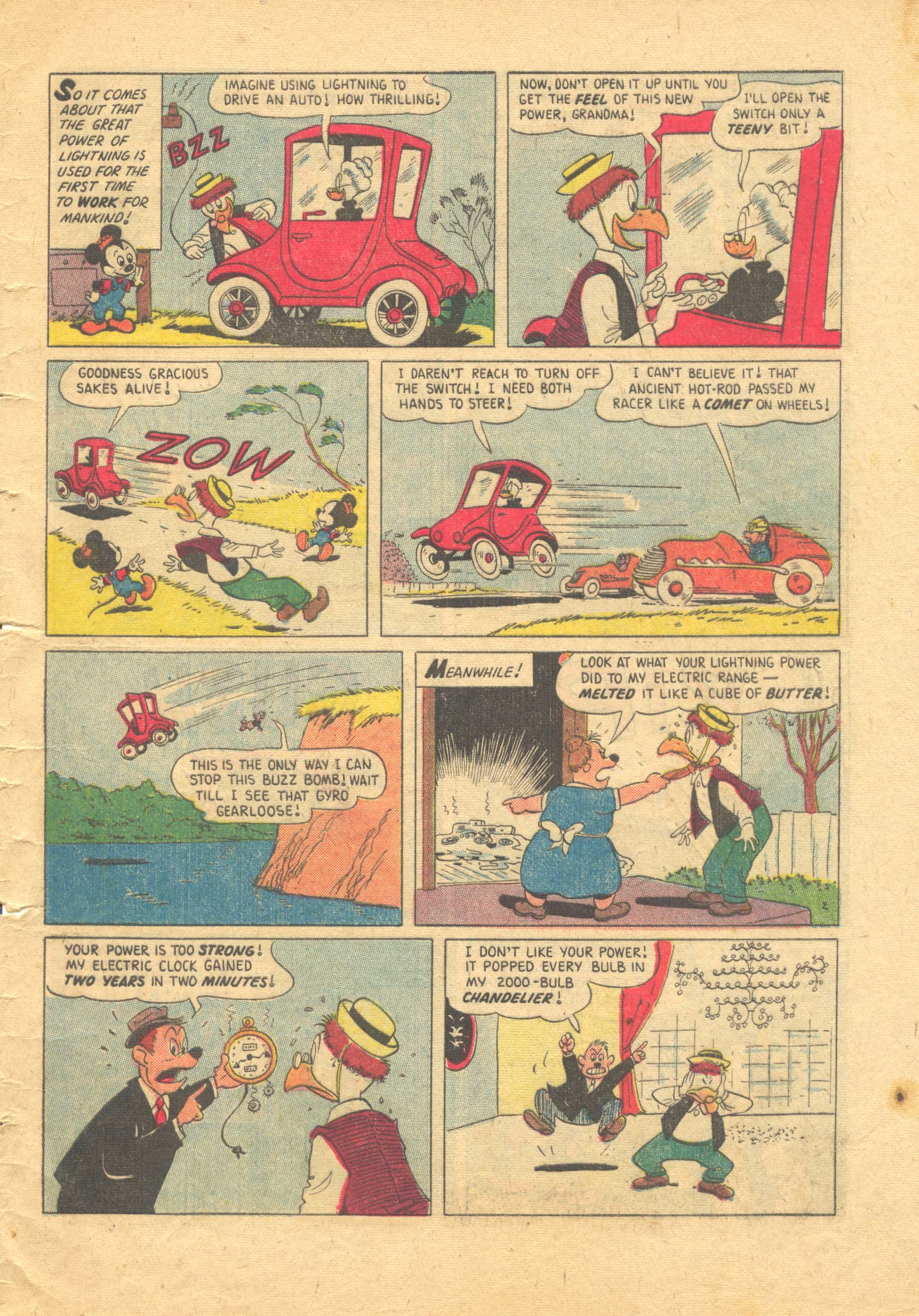 Uncle Scrooge (1953) #13 #392 - English 33