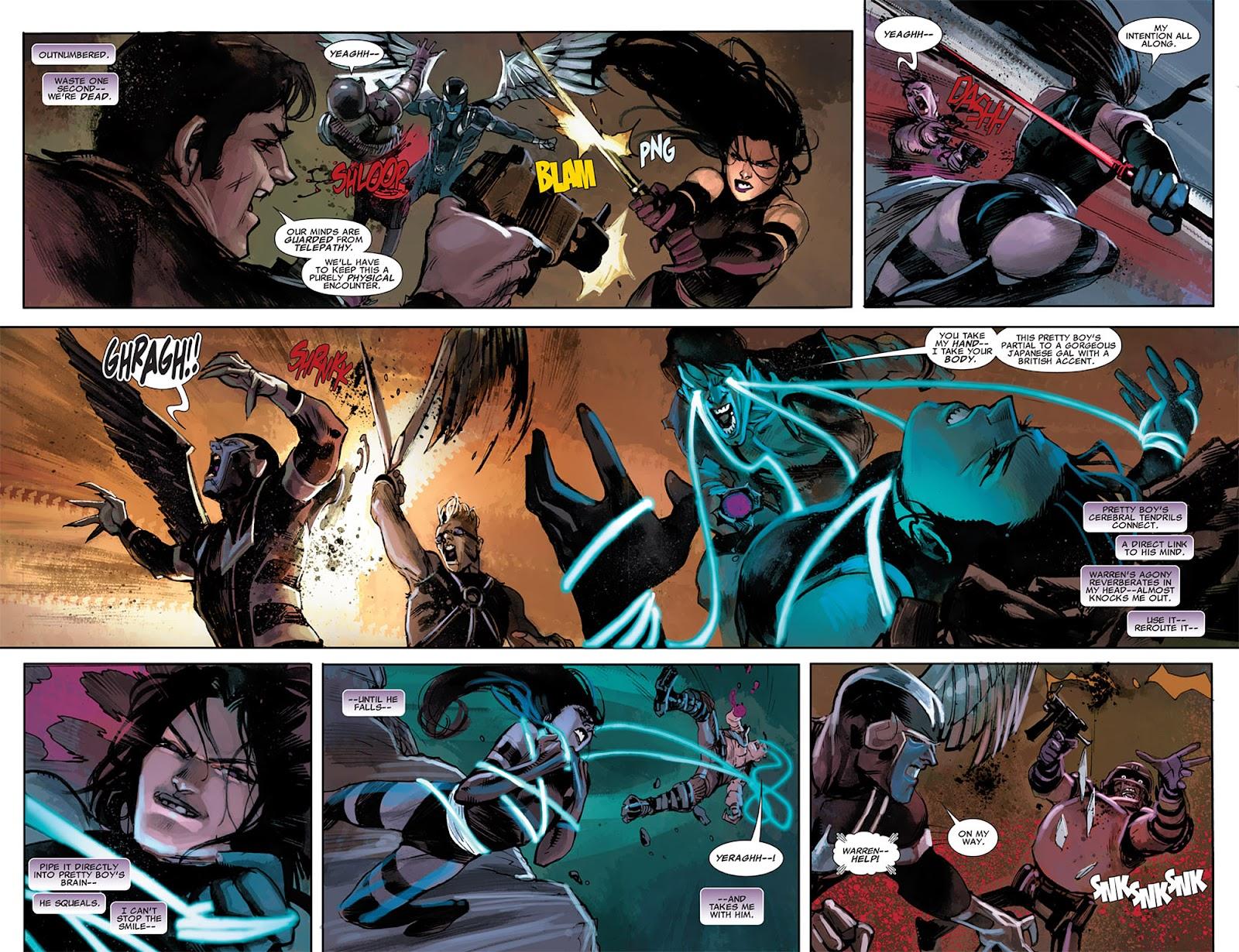 Uncanny X-Force (2010) Issue #5.1 #6 - English 14