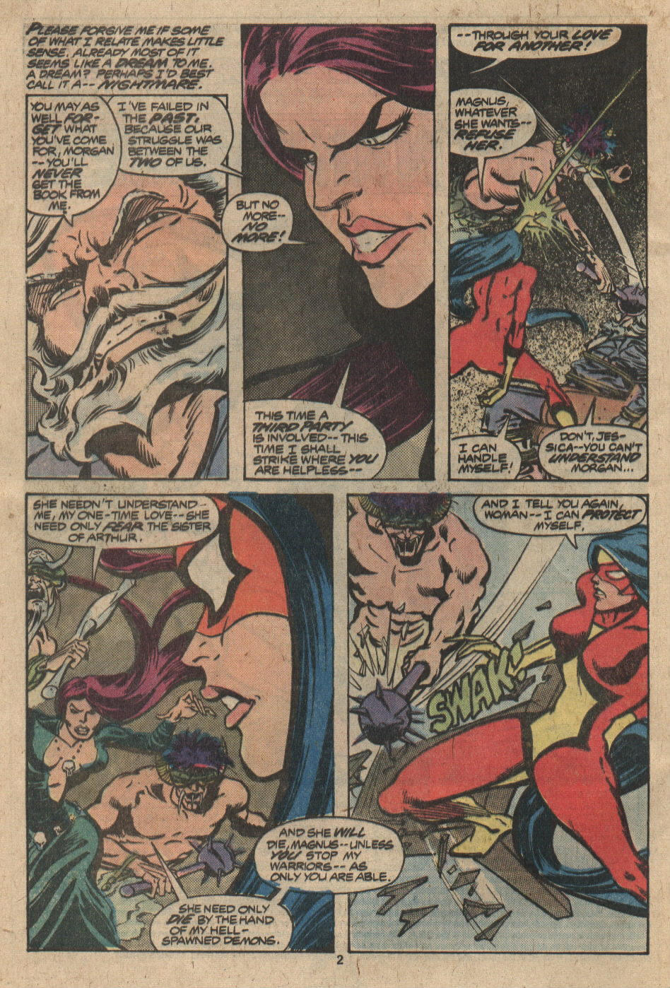 Spider-Woman (1978) #6 #45 - English 3