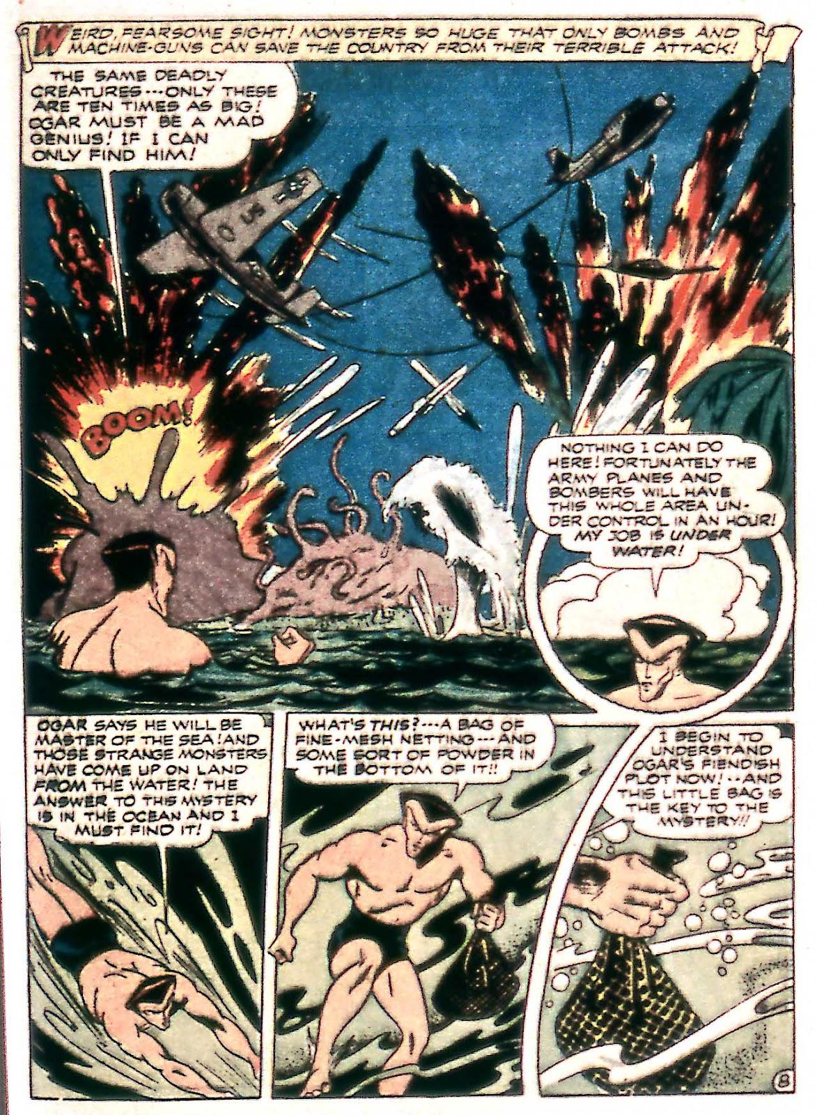 Sub-Mariner Comics Issue #14 #14 - English 37