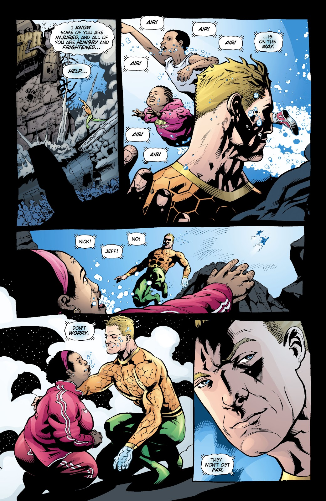 Aquaman (2003) Issue #17 #17 - English 6