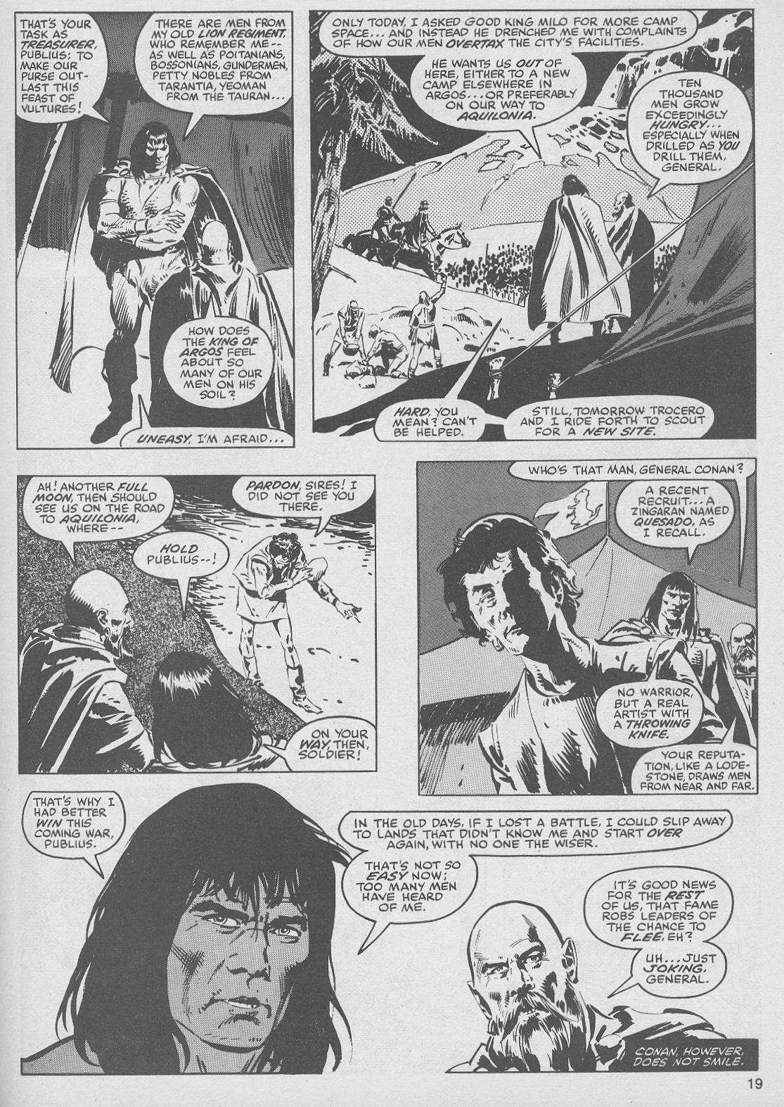 The Savage Sword Of Conan Issue #49 #50 - English 19