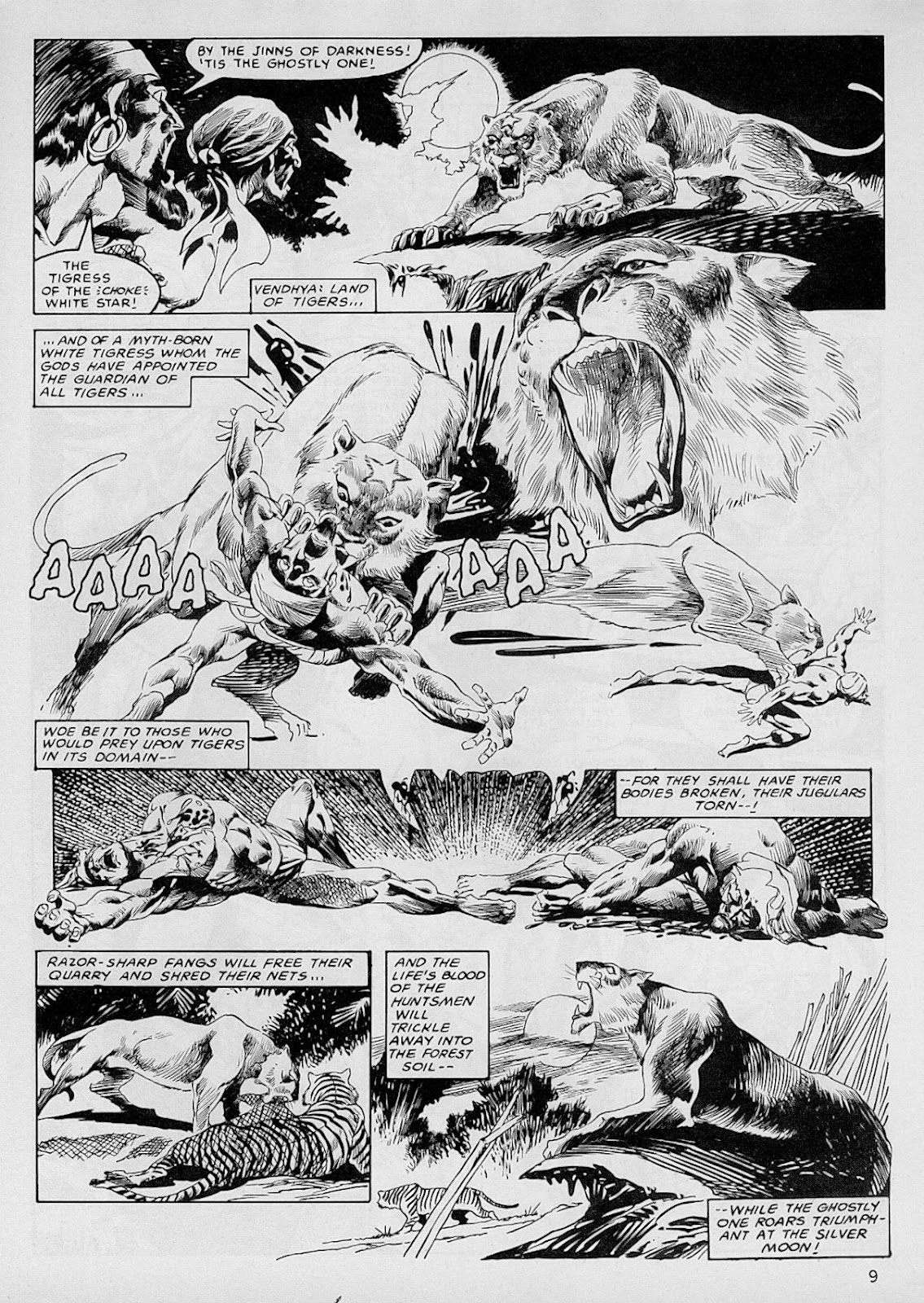 The Savage Sword Of Conan Issue #103 #104 - English 8