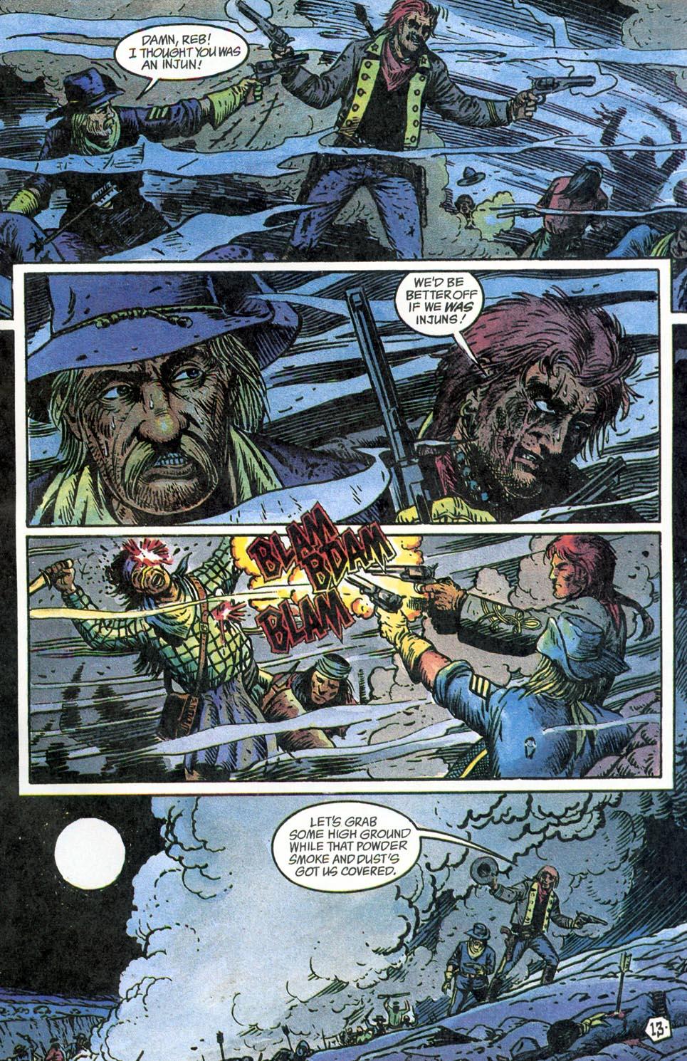 Jonah Hex: Two-Gun Mojo Issue #5 #5 - English 15