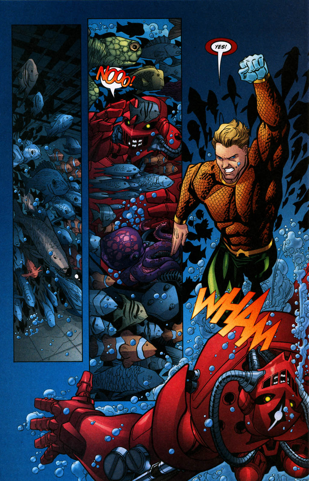 Aquaman (2003) Issue #24 #24 - English 16