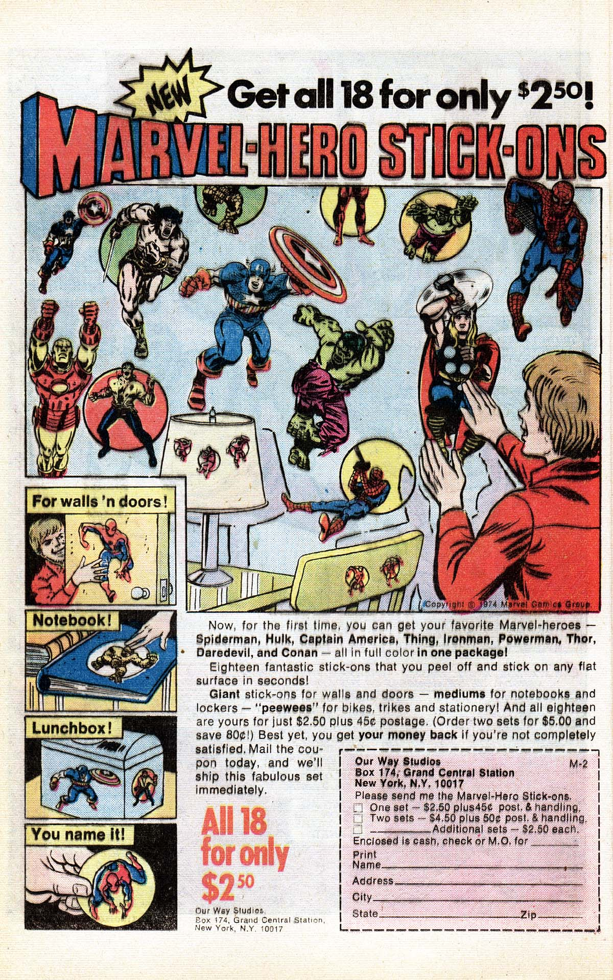 Read online Giant-Size Defenders comic -  Issue #5 - 6
