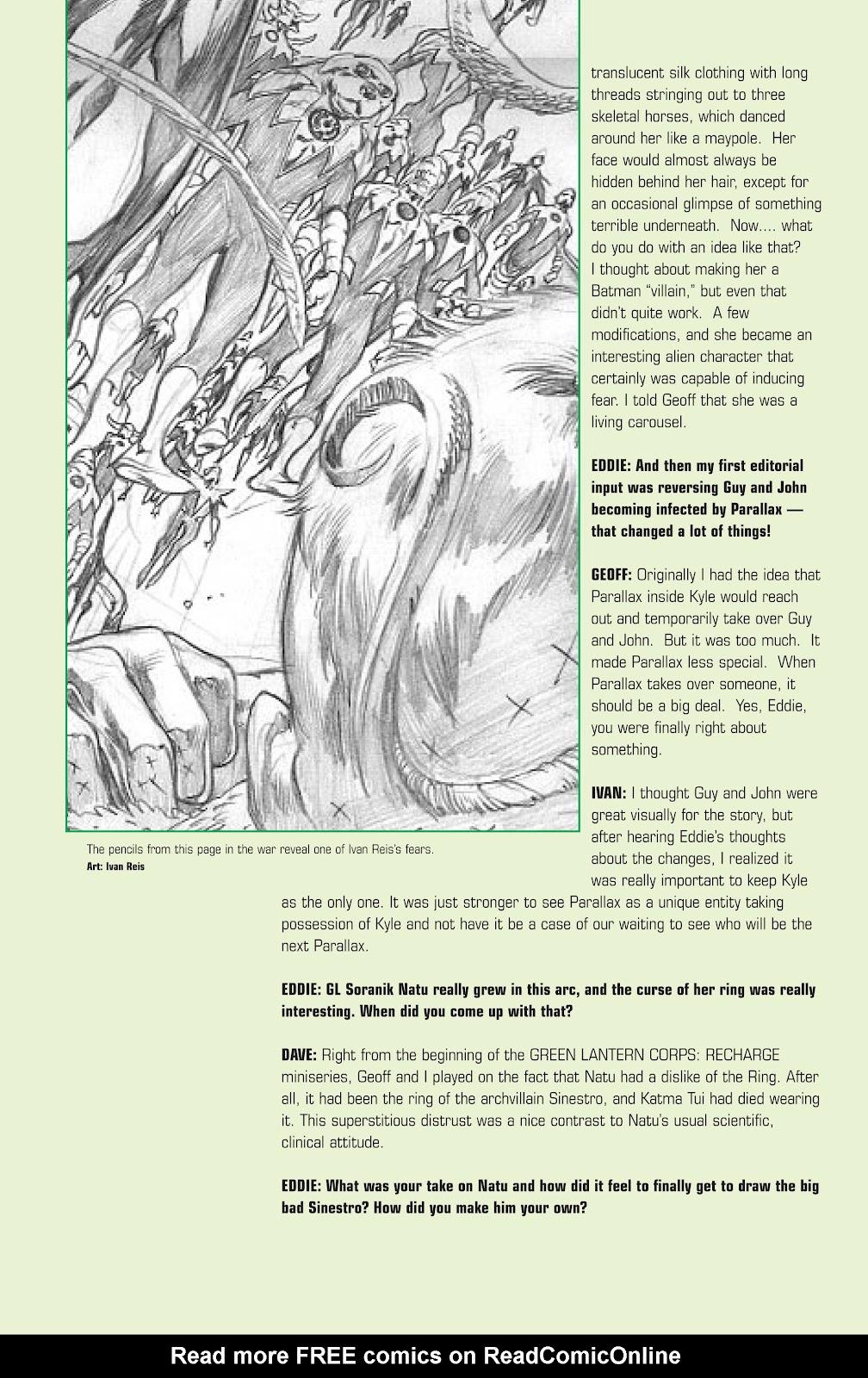 Green Lantern: The Sinestro Corps War Full #1 - English 306