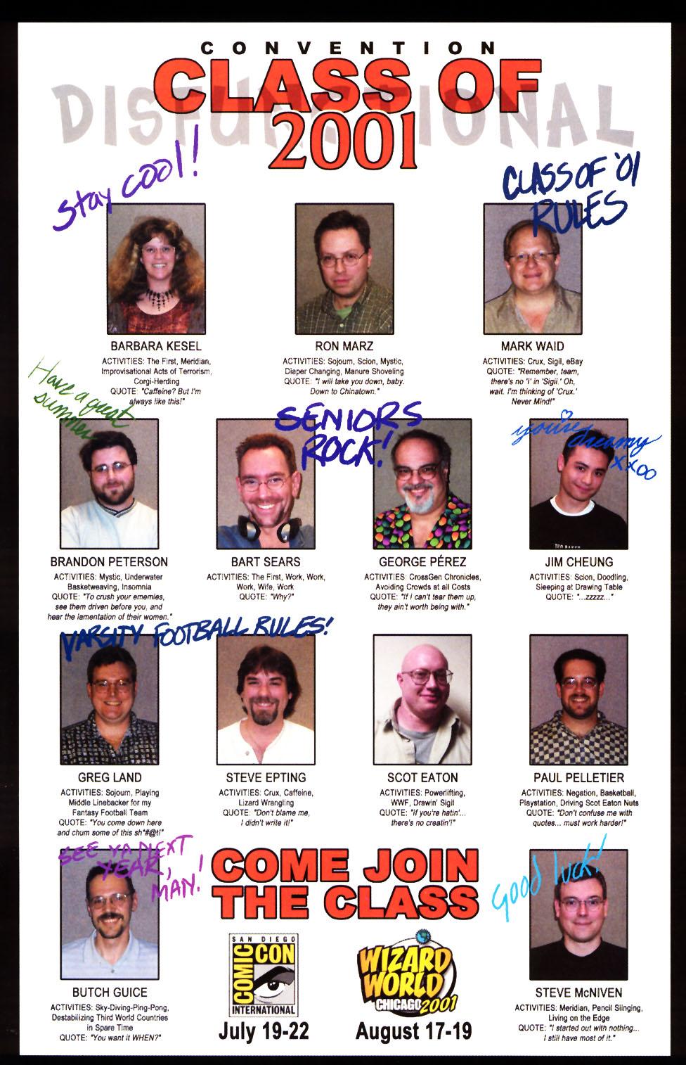 Read online Scion comic -  Issue #13 - 28
