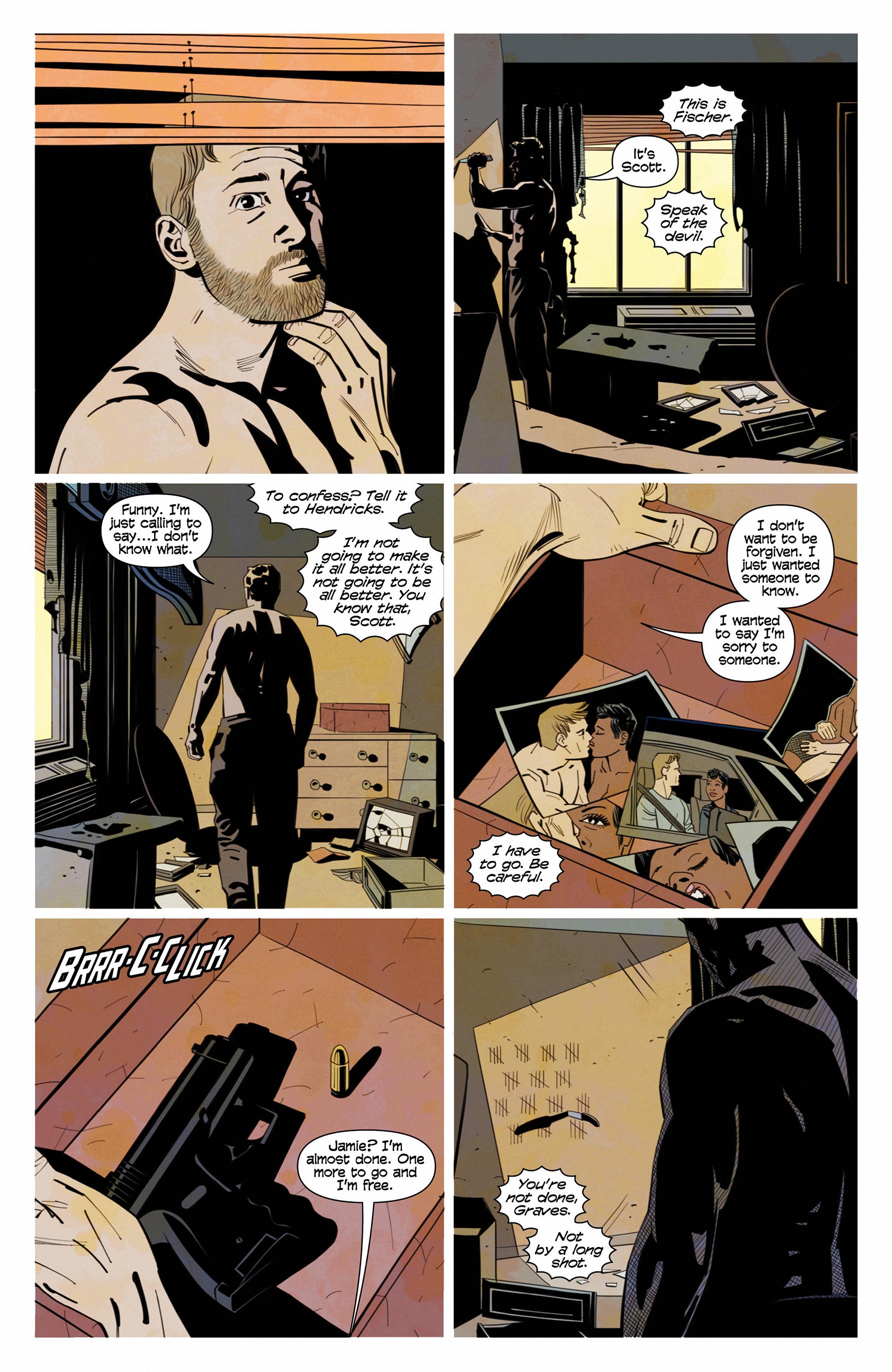 Read online Demonic comic -  Issue #6 - 9