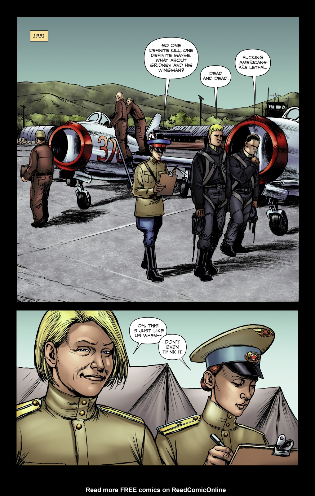 Battlefields TPB 2 #2 - English 29