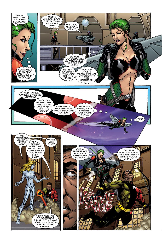 Excalibur (2004) Issue #11 #11 - English 21