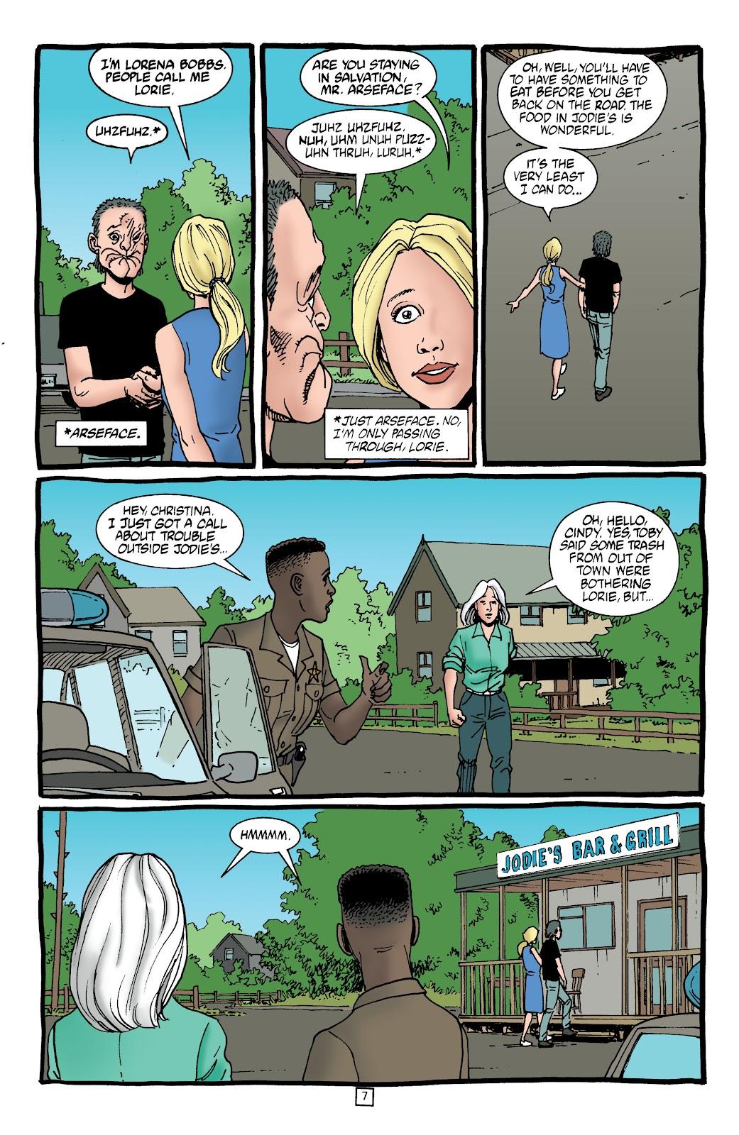 Preacher Issue #62 #71 - English 8