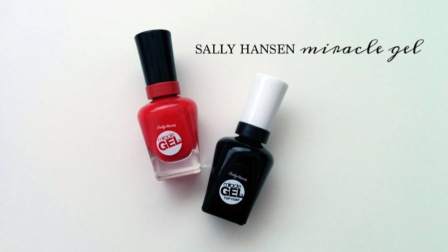 A Glossy Discourse: Product Review: Sally Hansen Miracle Gel No UV ...