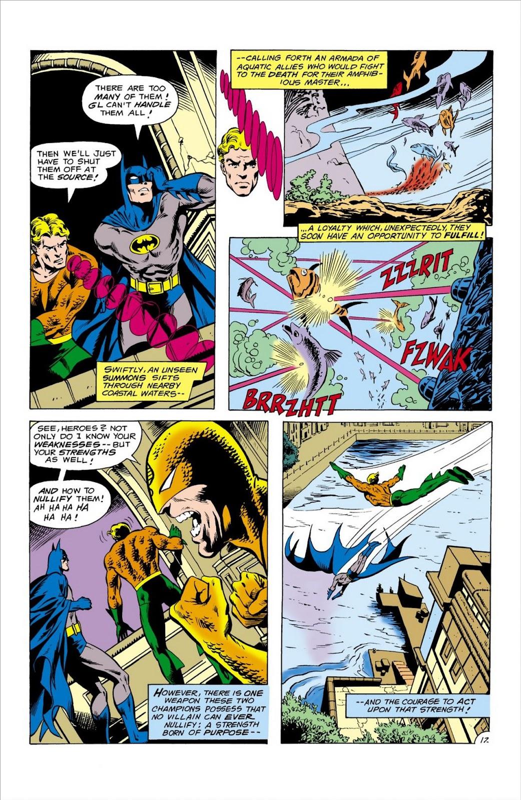 Aquaman (1962) Issue #61 #61 - English 13