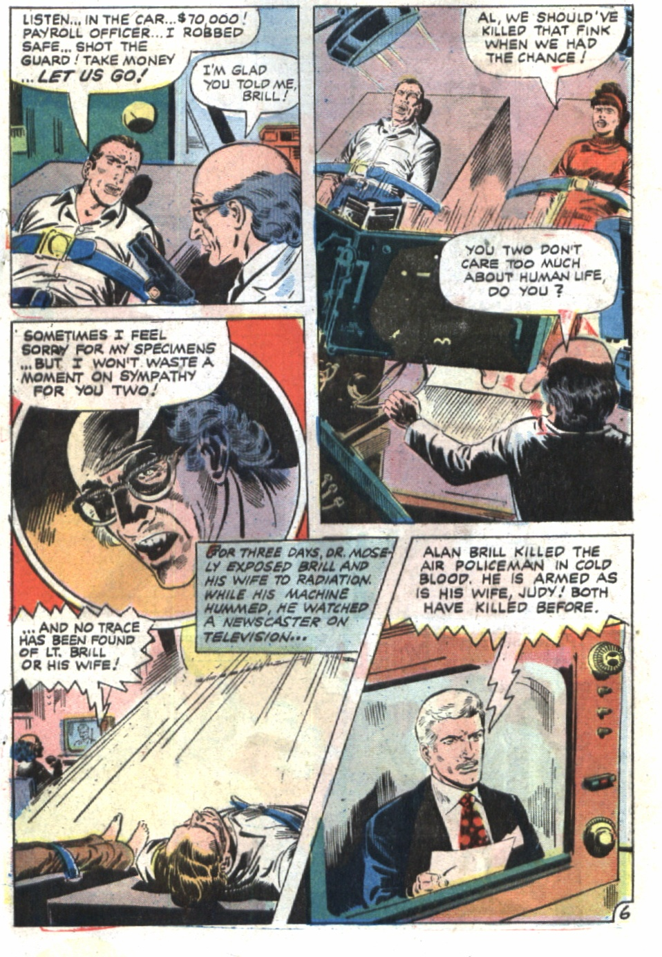 Read online Scary Tales comic -  Issue #36 - 9