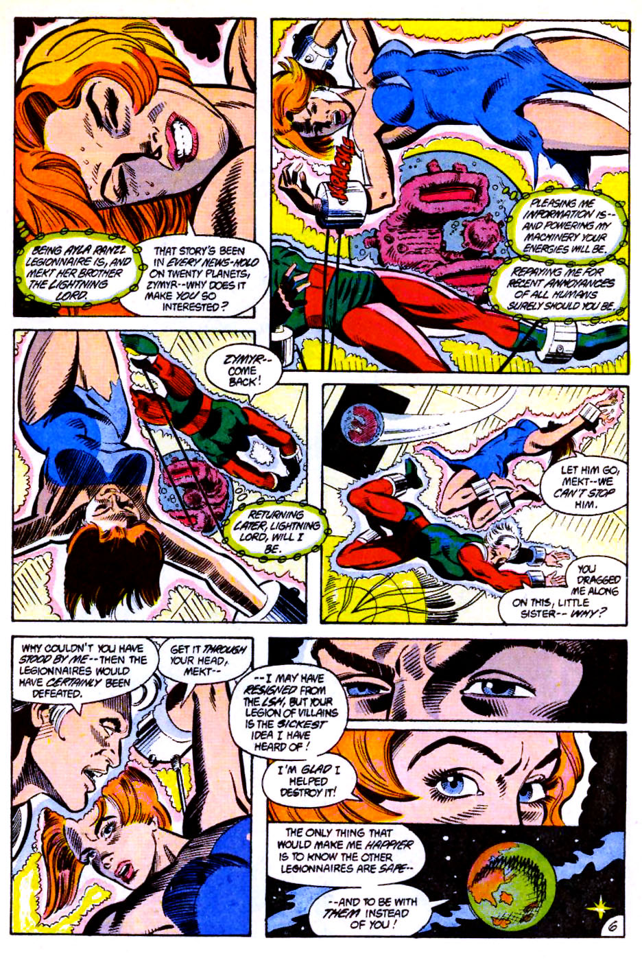 Tales of the Legion Issue #331 #18 - English 7
