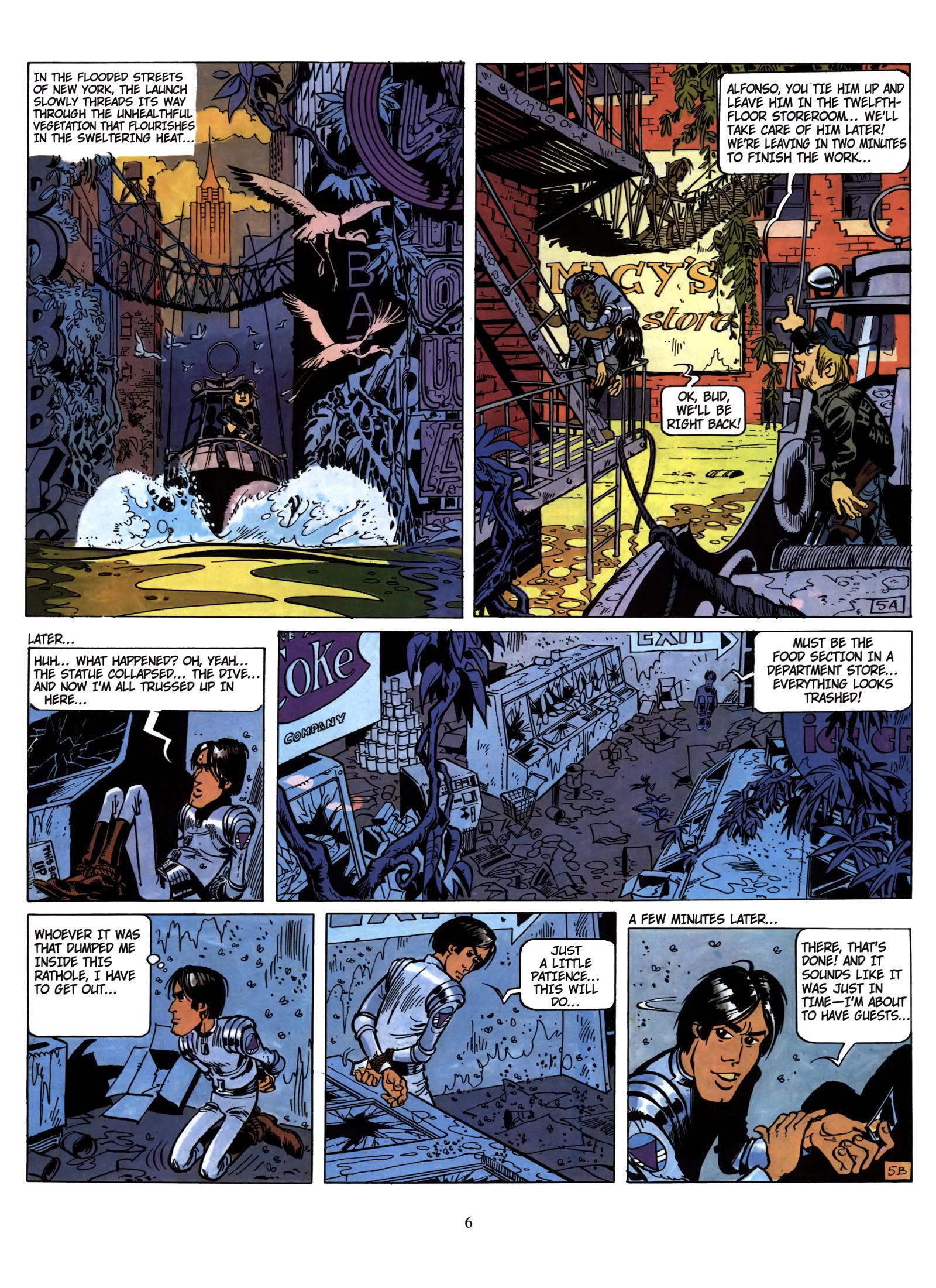 Valerian and Laureline #1 #23 - English 7